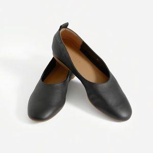 🌘 Everlane The Day Glove Flat - Black